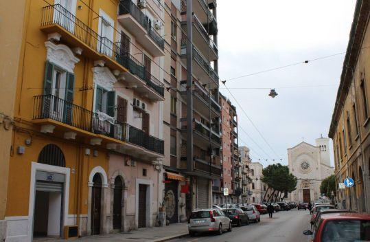 via Crisanzio, Bari, Bari