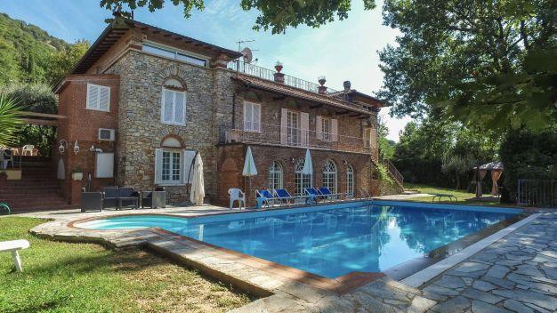 via Maneto, Monsummano Terme, Pistoia