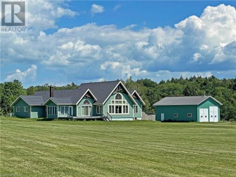 373 MCDOUGALL Road, Parry Sound, Ontario