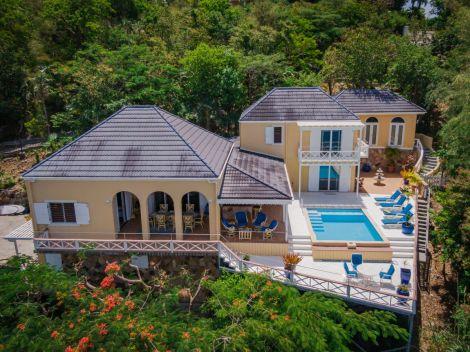 Trillium House, Tortola