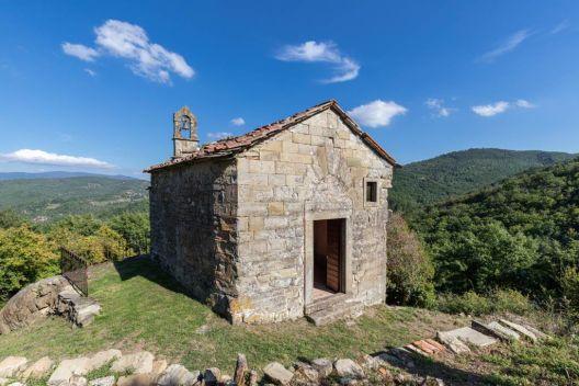 Campovecchio, Talla, Arezzo