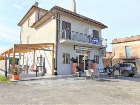 Largo Manzoni, Monte Romano, Viterbo