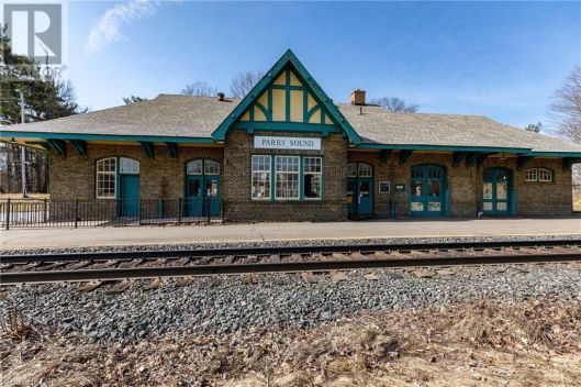 1 STATION Road, Parry Sound, Ontario