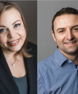 New owners Jessica and Alton Puddicombe take the  helm at Coldwell Banker Battle River Realty