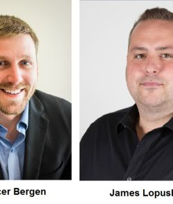 New owners James Lopushinsky and Spencer Bergen take the helm at Coldwell Banker Redwood Realty