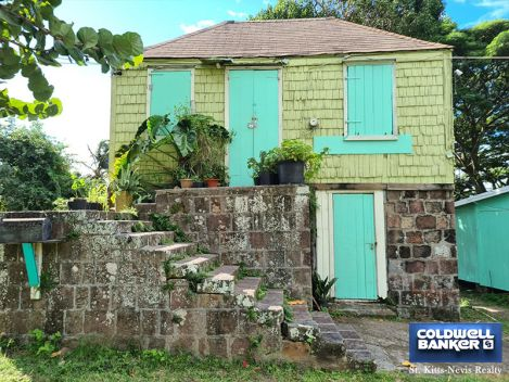 Brown Pasture House and Lot, Nevis