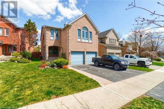 5645 BELL HARBOUR Drive, Mississauga, Ontario