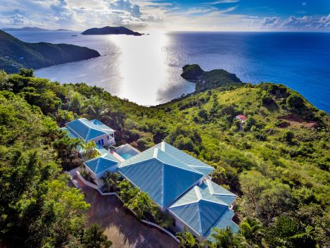Little Nix, Brewers Bay - Stunning location with privacy and charm, Tortola