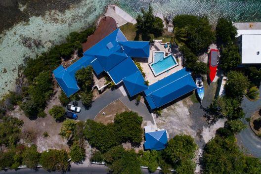 Manuel Reef Estate - SOLD, Tortola