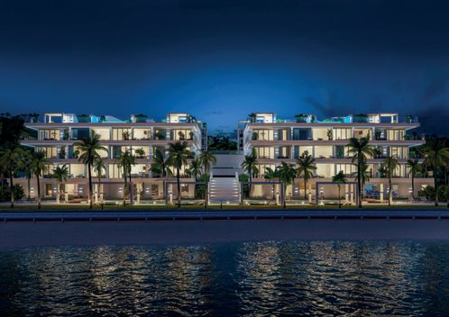The Rise Luxury Apartments & Penthouses For Sale, Nassau / New Providence