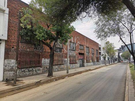 Avenida Ferrocarril, Ciudad de México, Ciudad de México
