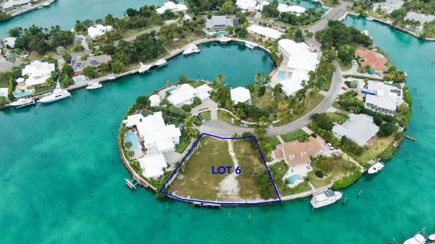 Canalfront Lot with Dock | Port New Providence, Port New Providence, Nassau / New Providence