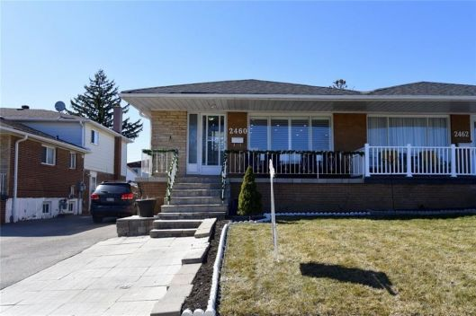 2460 WHALEY Drive, Mississauga, Ontario