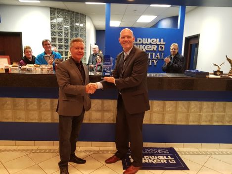 Coldwell Banker Essential Realty celebrates grand re-opening
