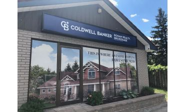 Coldwell Banker Ronan Realty, Brokerage