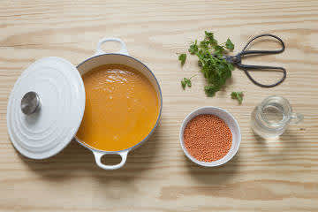pumpkin-soup-recipe-with-lentils
