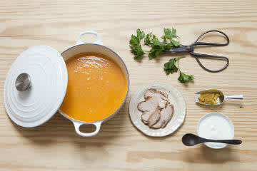 pumpkin-soup-recipe-with-chicken