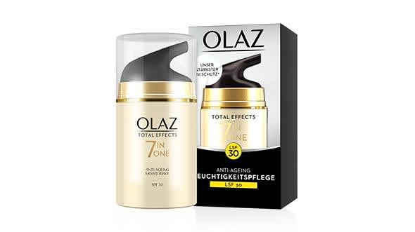 Total Effects 7-in-1 Anti-Ageing Feuchtigkeitspflege mit LSF30Total Effects 7-in-1 Anti-Ageing Feuchtigkeitspflege mit LSF30