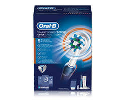 Oral-B SmartSeries 5000 CrossAction