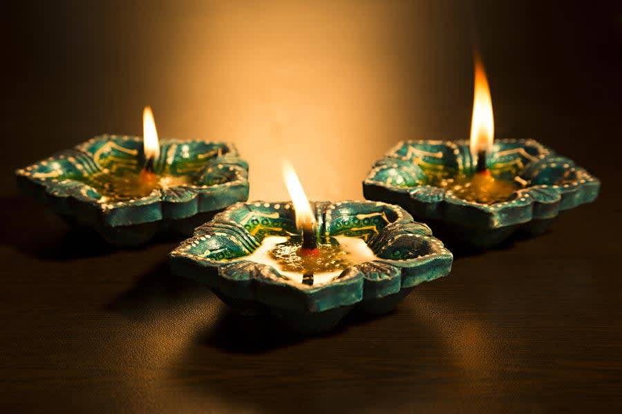 Diwali Diya Decoration 3