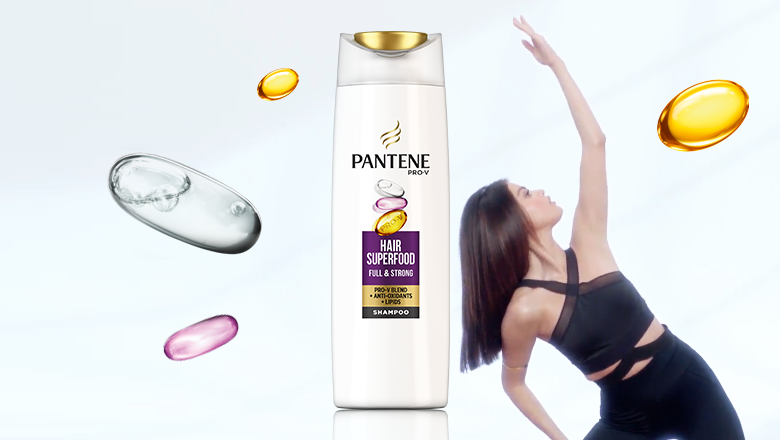 Γνώρισε το Pantene Hair Superfood
