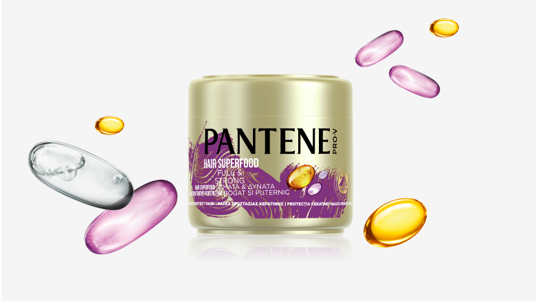 Μάσκα Pantene Pro-V Hair Superfood