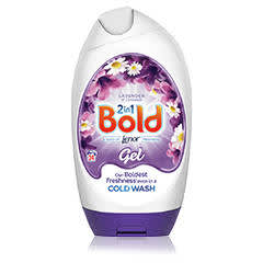 Bold 2in1 Washing Gel