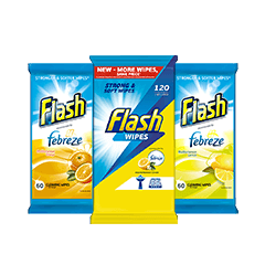 Flash Wipes