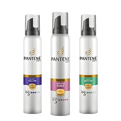 Pantene Styling Products