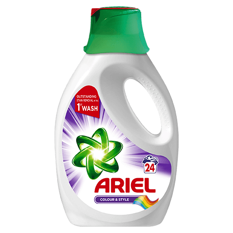 Ariel Washing Liquid Ratings And Reviews | SuperSavvyMe