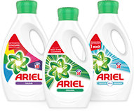 Ariel Washing Liquid