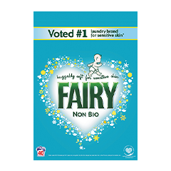Fairy Non Bio Washing Powder