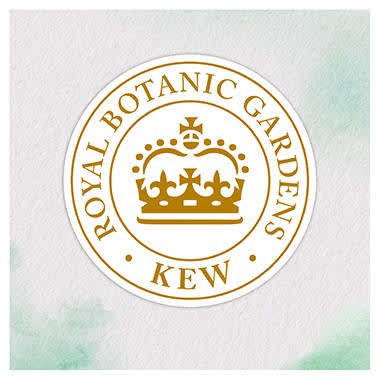 Partnered with Royal Botanic Gardens, Kew, a world leading authority on plants, to endorse real botanicals