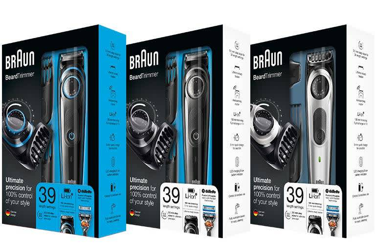 Braun Series5 Battrimmer