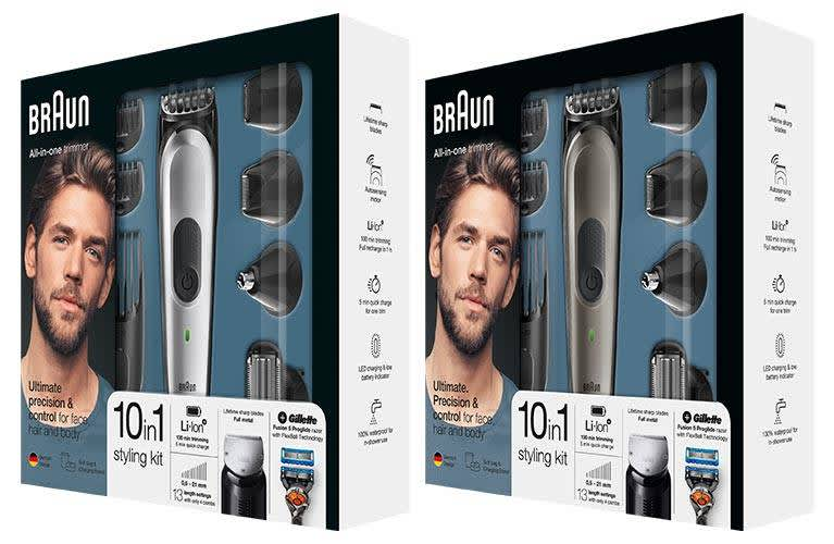 Braun Series7 Multigrooming-Kits