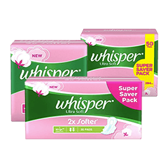 Whisper: Female Hygiene Tips to Keep You Clean, Fresh & Comfortable