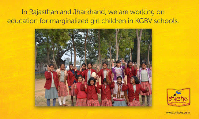 Empowering marginalised girls through education