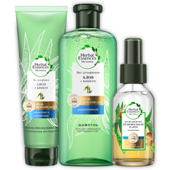 Коллекция Herbal Essences «Алое без сульфатов»