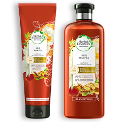 Коллекция Herbal Essences «Мед манука»