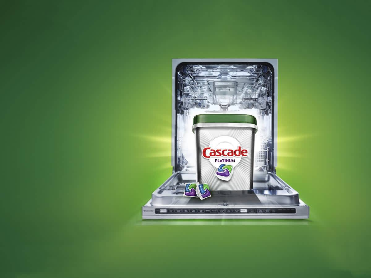image about Cascade Coupons Printable called Cascade PG Day by day