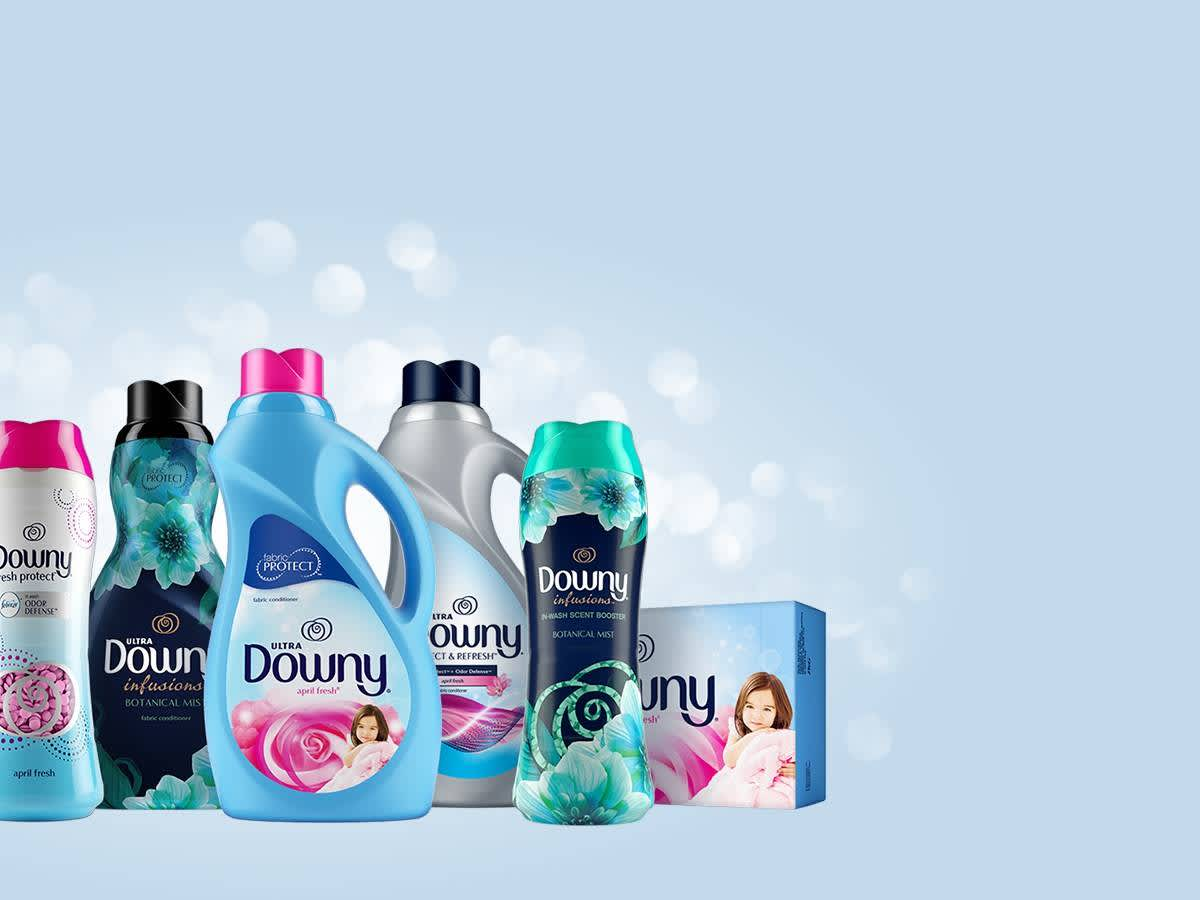 graphic about Downy Coupons Printable identify Downy PG Day by day