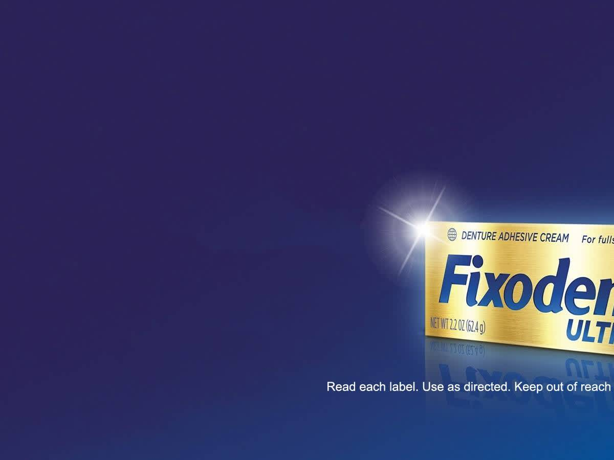 graphic relating to Fixodent Coupons Printable named Fixodent PG Each day