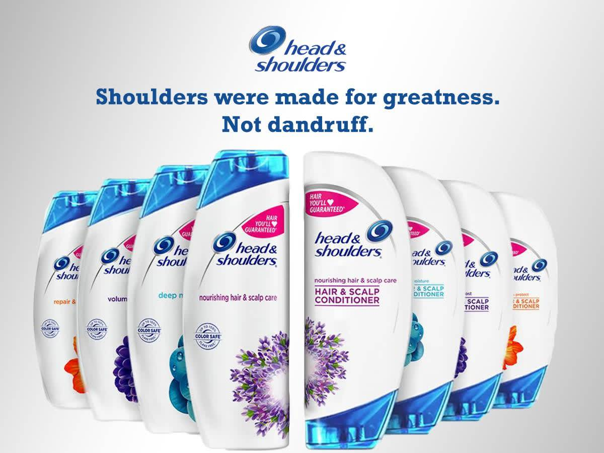 picture relating to Printable Head and Shoulders Coupon titled Mind Shoulders PG Each day