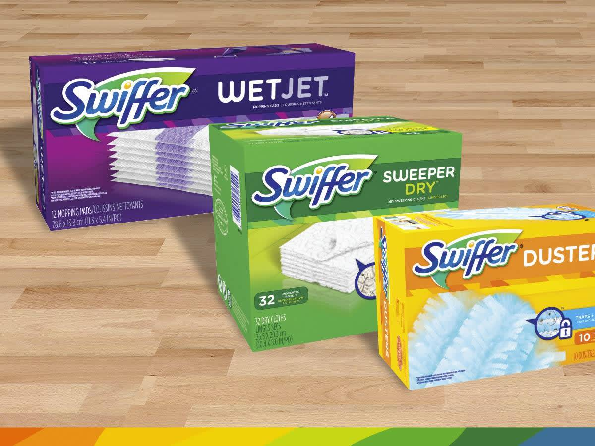 graphic about Swiffer Coupons Printable referred to as Swiffer PG Day by day