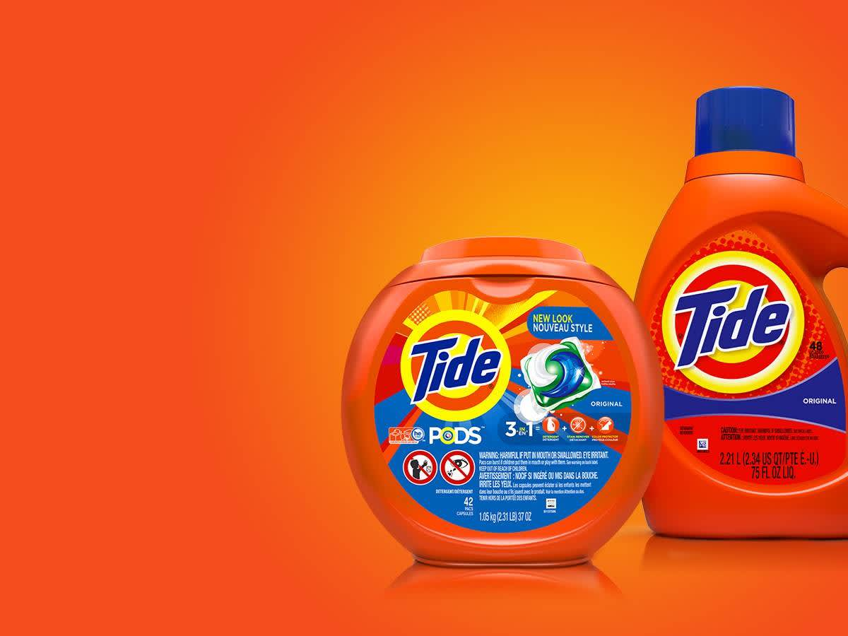 Tide | P&G Everyday