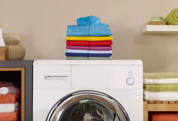 30 Minutes to a Clean Laundry Room — P