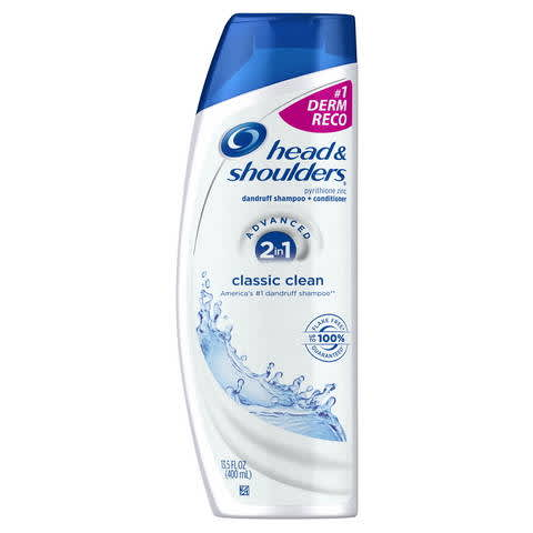 photo regarding Printable Head and Shoulders Coupon named Intellect and Shoulders Clic Contemporary 2-within just-1 Anti-Danduff Shampoo