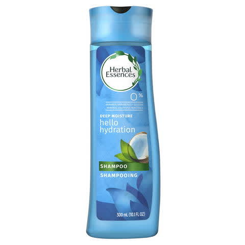 picture about Herbal Essence Printable Coupons referred to as Natural Essences Howdy Hydration Shampoo PG Each day