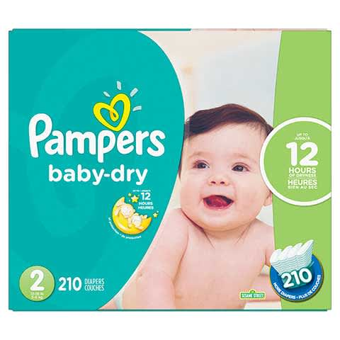 Pampers Baby Dry Diapers P Amp G Everyday