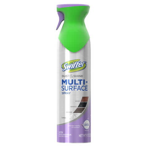Swiffer Dust And Shine Multi Surface Spray P Amp G Everyday